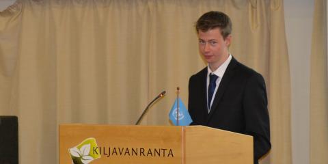 Nordic MUN: Norske Truls ble årets delegat