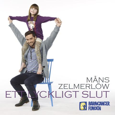 Måns Zelmerlöw släpper specialskriven låt för Barncancerfonden