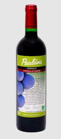 Paulún ger sig in i vinbranschen med ett nytt Bordeauxvin