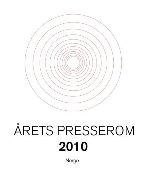 MyNewsdesk kårer Årets Norske Presserom 2010