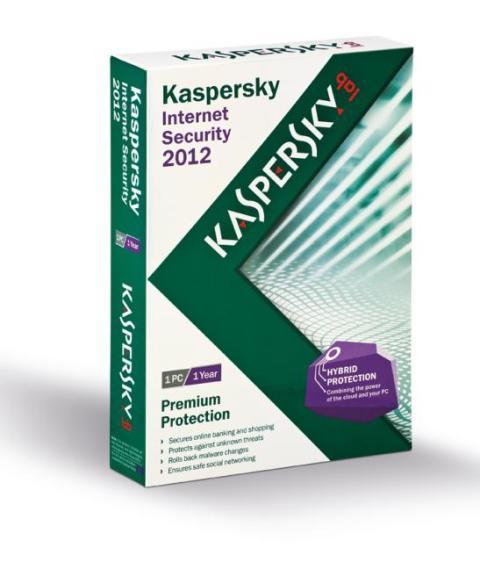 Nya säkerhetsprogram med molnteknik från Kaspersky Lab