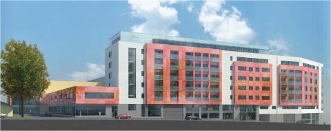 NCC bygger för Stockholms Sjukhem