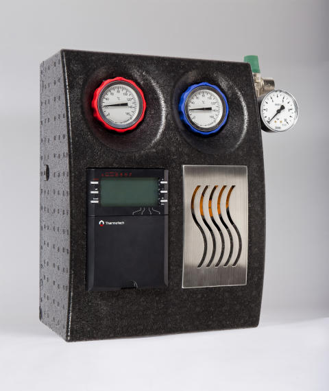 Thermotech Solvärmestation