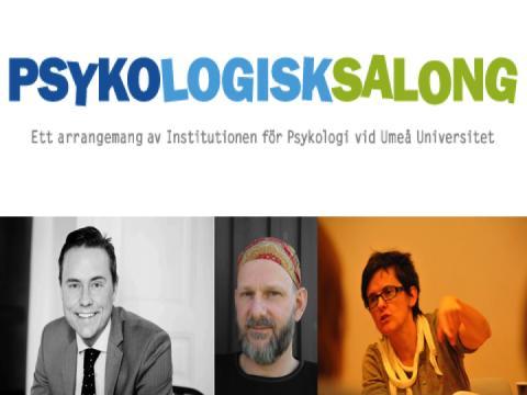 Dramatik och skratt på vårens sista Psykologisk Salong i #Umeå