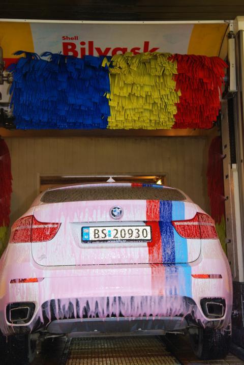 Bilvask vår 2011