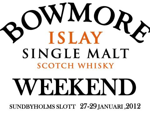 Bowmore Weekend – nedräkningen har börjat…