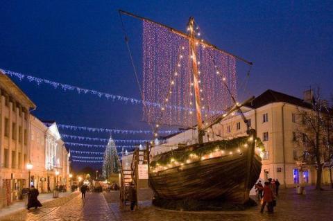 Etelä-Virossa joulunalusaika on ohjelmaa tulvillaan
