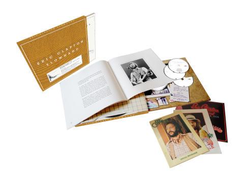 Eric Claptons moderna klassiker Slowhand släpps den 3 december