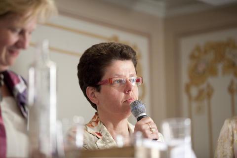 Irene Oskarson (KD)