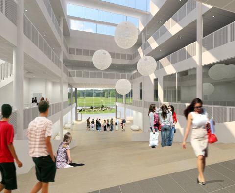 Fridaskolan bygger ny skola i Göteborg