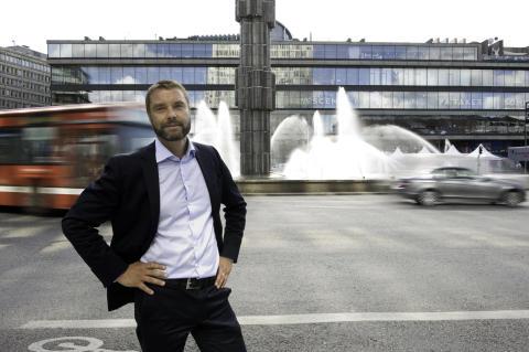 Peter Lundahl, vd Manpower