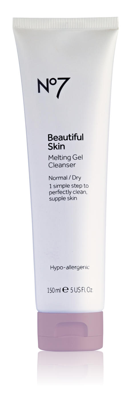 No7 Beautiful Skin Melt Gel Cleanser