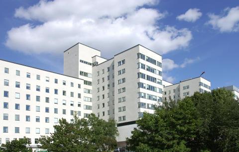Södersjukhuset huvudbyggnad