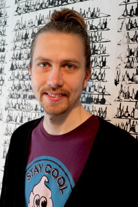 Gatukonstnär gör kampanj för Göteborgs kulturkalas