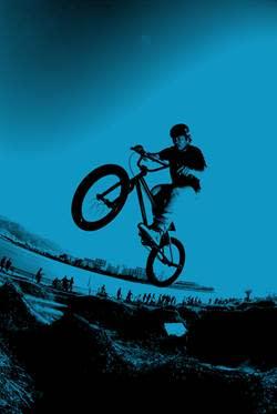 Nu kan du låna cyklar på ditt bibliotekskort. Cykelshow och workshop*