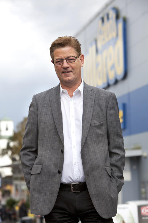 Boris Lennerhov nominerad till Årets Affärsnätverkare 2012!