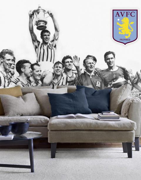 Football invasion – Arsenal and Aston Villa at Photowall