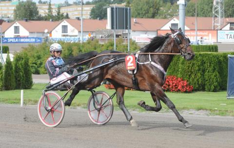 Orsi Mangelli - en svensk mot 13 italienare