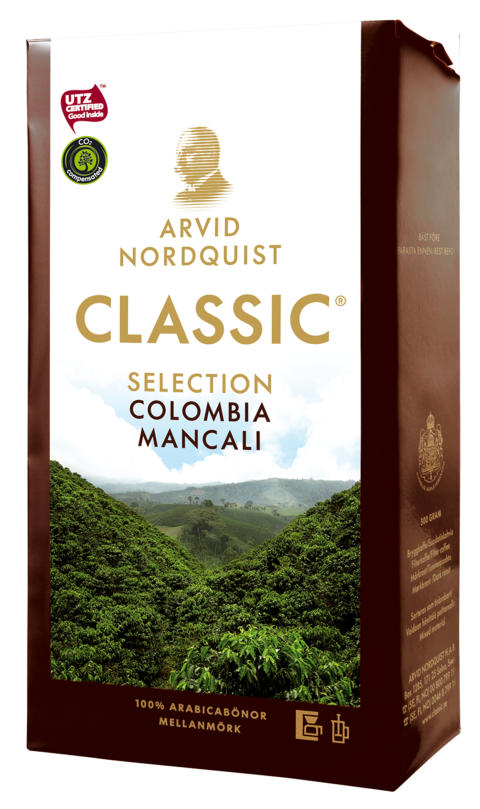 Classic Selection Colombia Mancali