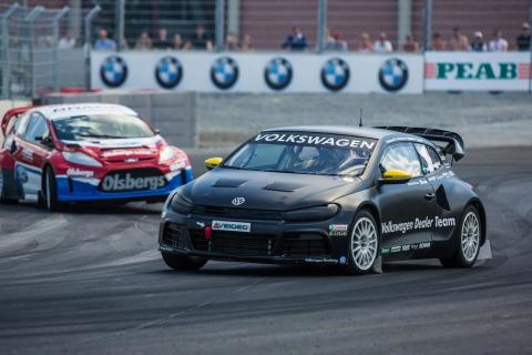 Rallycross Supercar Scandinavia powered by STCC – redo för premiär 2014