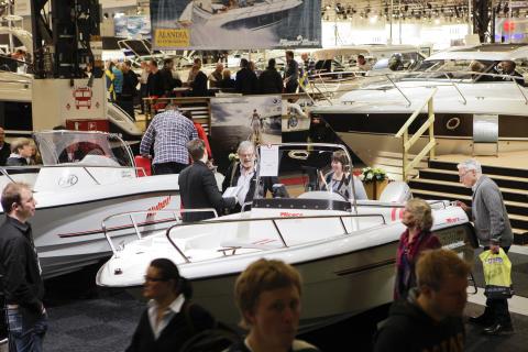 Stockholm International Boat Show - Allt för sjön