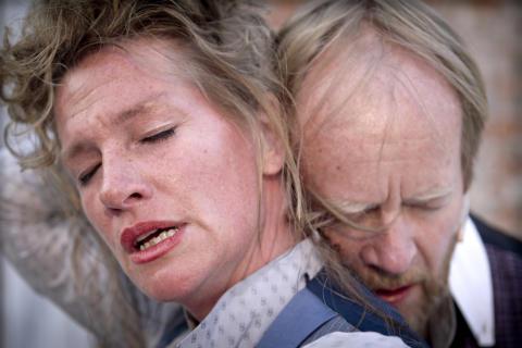 Örebro länsteater ger Fröken Julie vid Karlslunds herrgård