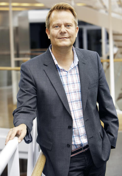 Anders Söderlund, Instore Marketing Manager på Cederroth