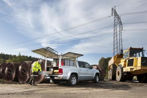 Modul-System AB - Extra långa lådor för tung och otymplig last