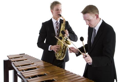 duo FriBerg – Det går som en dans