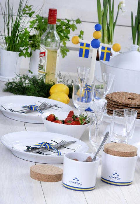 rotordesign i Borås presenterar souvenirserien Sverige