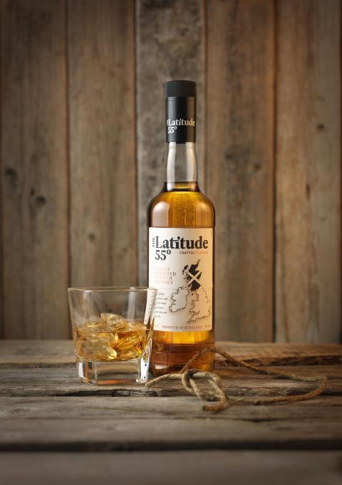 Folke Anderssons första whiskyskapelse lanseras i miljövänlig PET-flaska