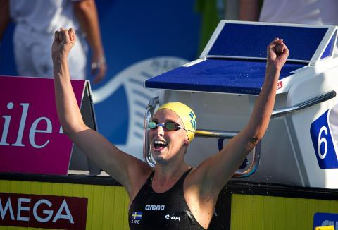 Välkommen till pressträff den 22 juli kl. 19.00 inför VM i simning