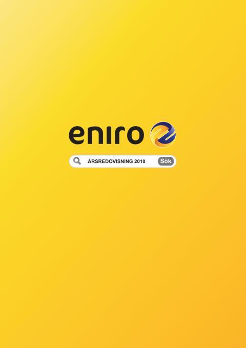 Eniros årsredovisning 2010