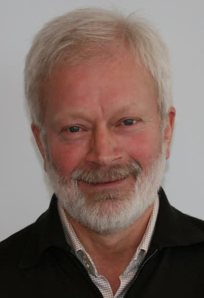 Carl Göran Svedin, professor i barn- och ungdomspsykiatri