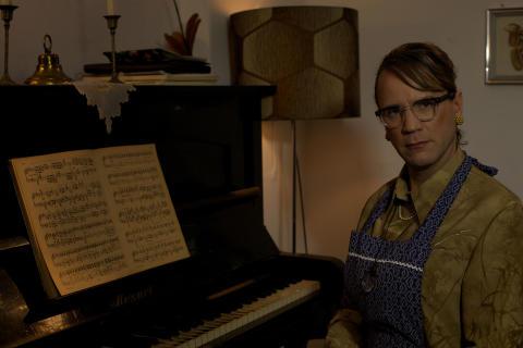 Tysk kortfilm på REX