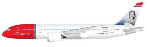 Norwegian indgår vedligeholdelsesaftale for Dreamlineren