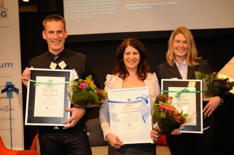 Vem blir årets Nyföretagare 2012?