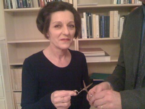 Livets kalla smycke – Utställning i höst om Nobelpristagaren Herta Müller