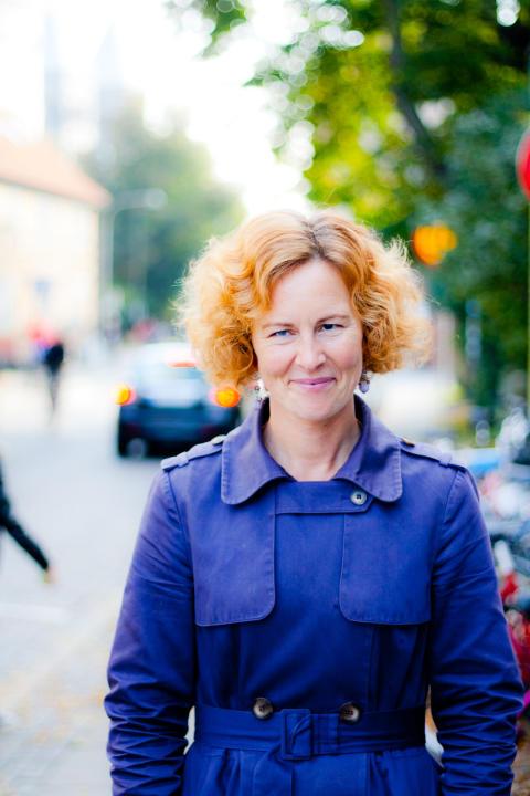 Ebba Löwenhielm Peetre - Konstauktion till förmån för Bröstcancerfonden