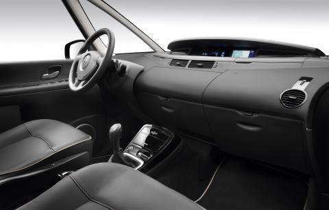Renault Grand Espace interiør