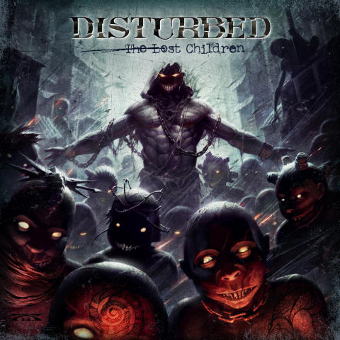 "Disturbed släpper sina ""Lost Children"" på ett samlat B-side album."