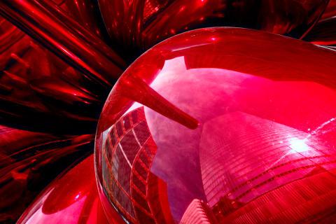 Fyra utställningar med kända fotografer och konstnärer under 2014