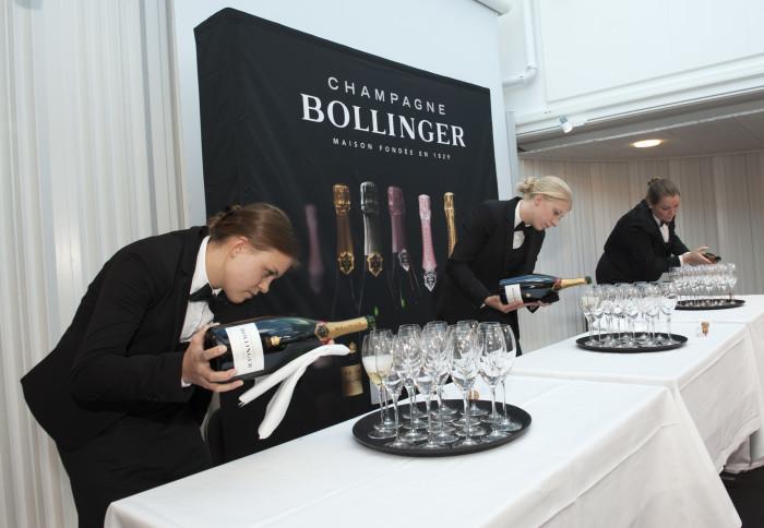 """Bollinger och Arvid Nordquist korar """"Årets Lily Bollinger"""""""