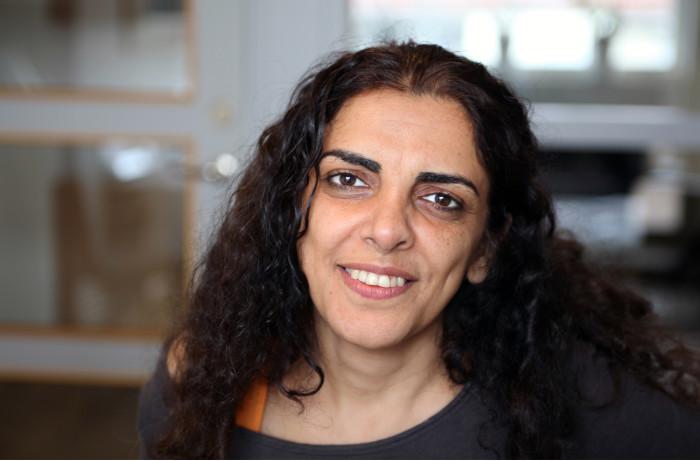 Parvin Ardalan får priset Årets kvinnogärning 2014 - d0ersnvduwubcbnxouxe