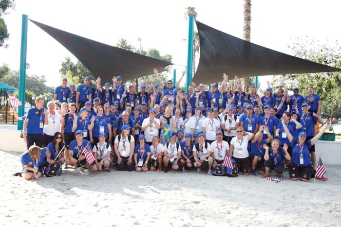 Summering av Sverigelagets prestationer under Special Olympics World Games LA2015