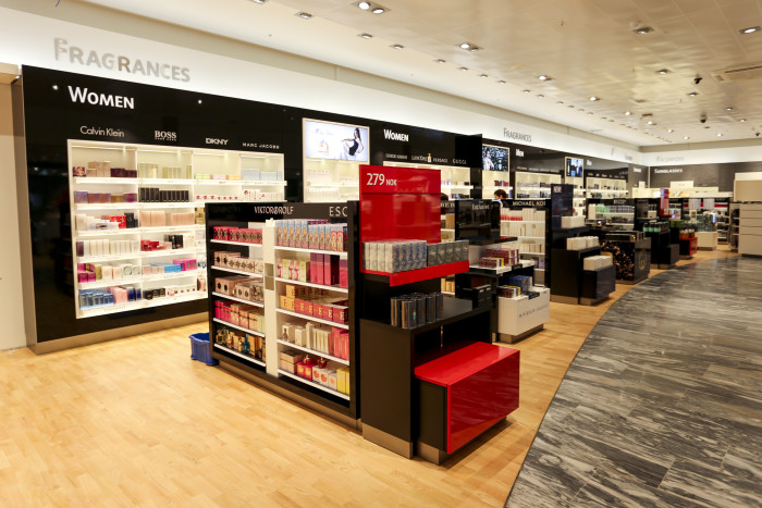 Norges største parfymeri
