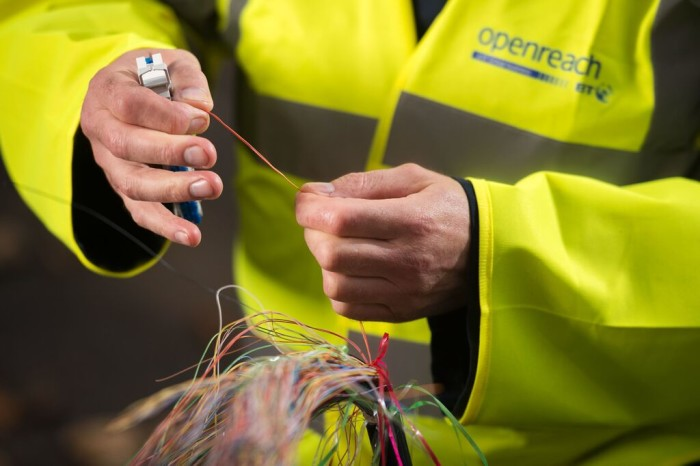 Fibre broadband boost for Haddington