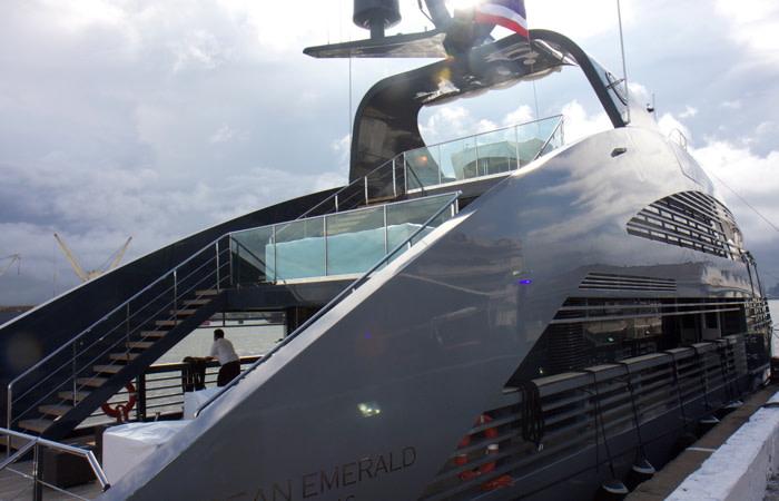 Superyacht Charter Thailand