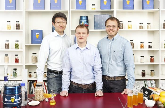 Braufässchen Deutscher Gründerpreis