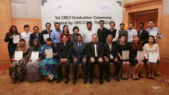 ​First ever CBCI graduation ceremony in Malaysia